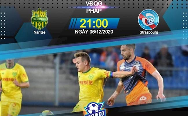 Nantes vs Strasbourg