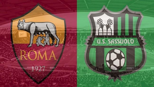 Roma vs Sassuolo