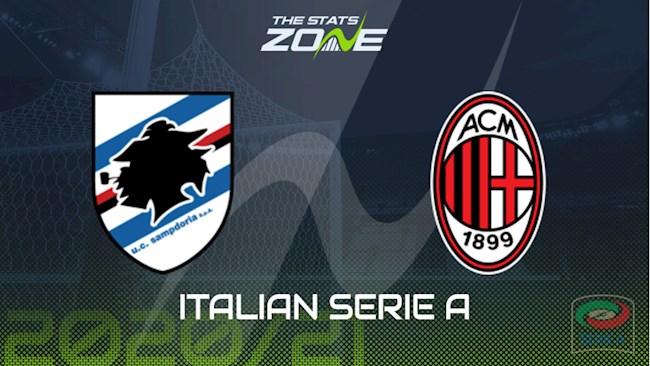Samdporia vs AC Milan