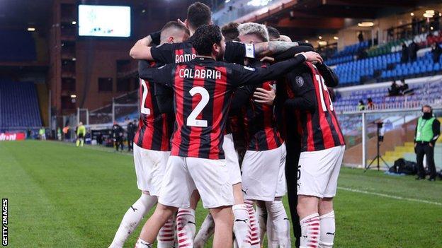 Stefano Pioli ca ngợi sự vững vàng của Milan khi không có Ibra hình ảnh