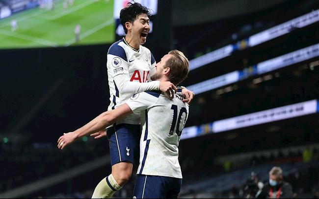 Tottenham 2-0 Arsenal Spurs lên đỉnh, Pháo thủ chìm nghỉm hình ảnh