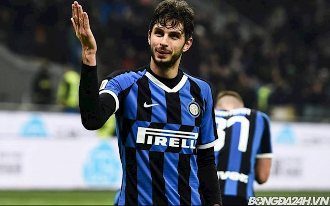 Tiểu sử cầu thủ Andrea Ranocchia hậu vệ của CLB Inter Milan hình ảnh