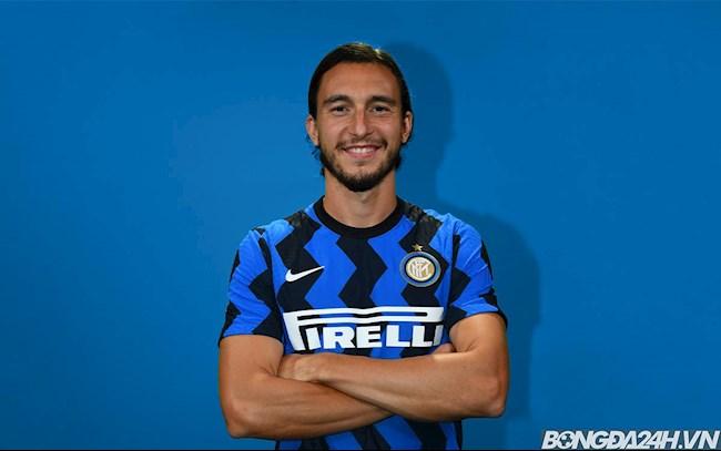 Tiểu sử cầu thủ Matteo Darmian hậu vệ câu lạc bộ Inter Milan hình ảnh