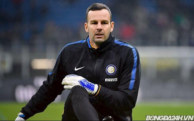 Tiểu sử thủ môn Samir Handanovic của câu lạc bộ Inter Milan hình ảnh