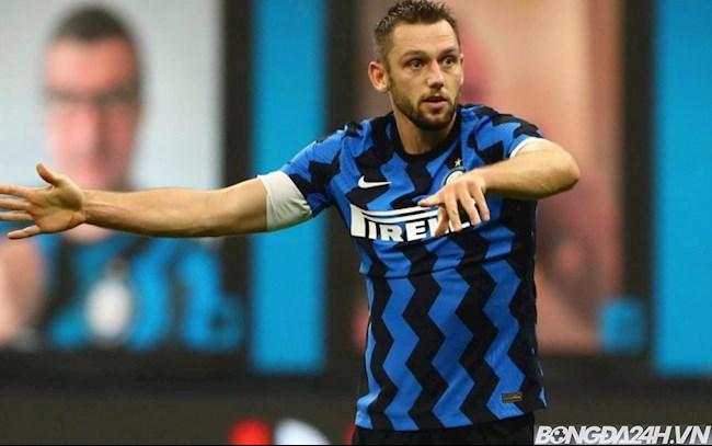 Tiểu sử cầu thủ Stefan de Vrij hậu vệ câu lạc bộ Inter Milan hình ảnh