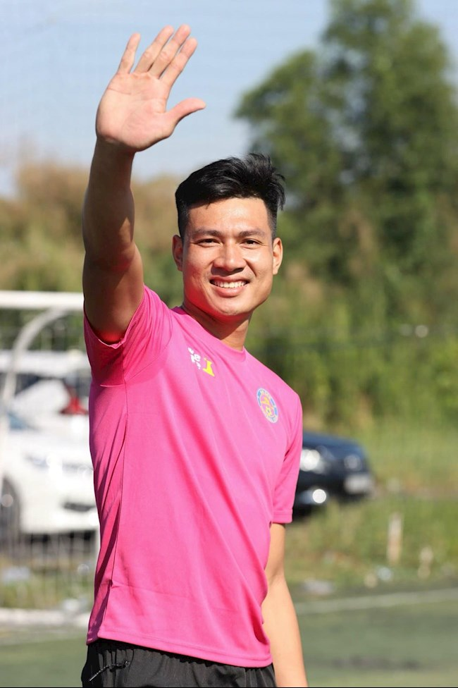 CLB Sài Gòn chiêu mộ cựu thủ thành U23 Việt Nam hình ảnh