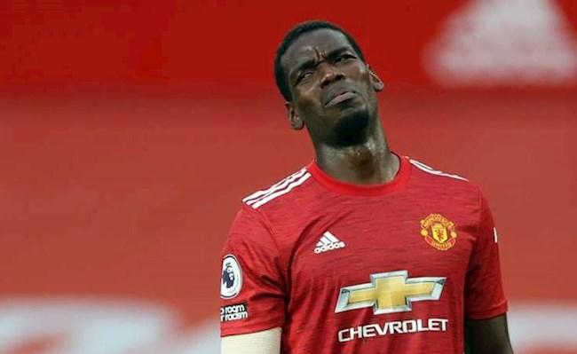 Đại diện tuyên bố Paul Pogba sắp chia tay MU! hình ảnh