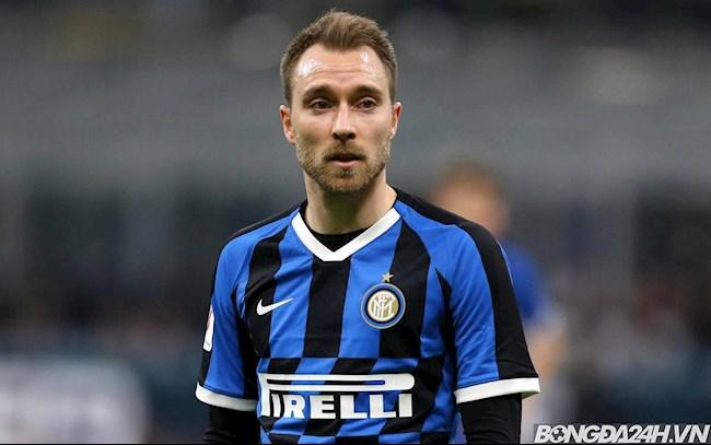 Tiểu sử cầu thủ Christian Eriksen tiền vệ CLB Inter Milan hình ảnh