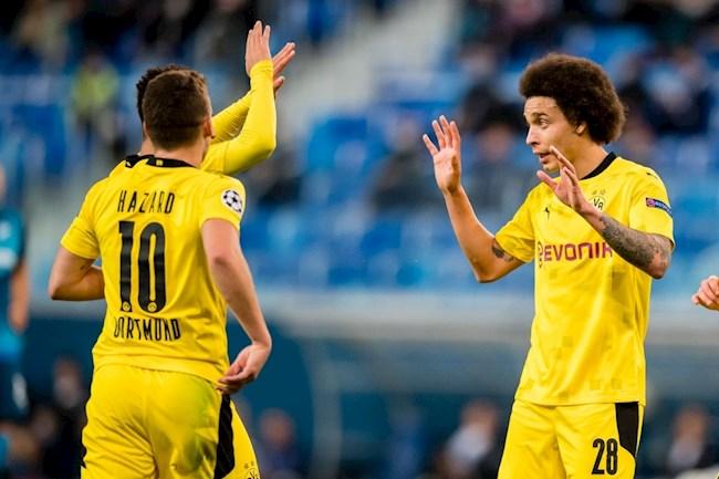 Zenit vs Dortmund