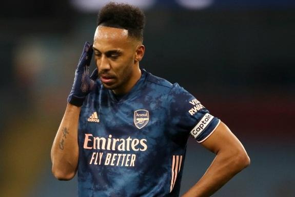 Tiền đạo Aubameyang lên tiếng về phong độ tệ hại ở Arsenal hình ảnh