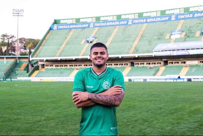 CLB TPHCM nhắm Joao Paulo Queiroz de Moraes hình ảnh