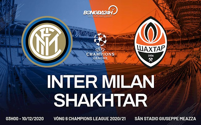 Inter Milan vs Shakhtar