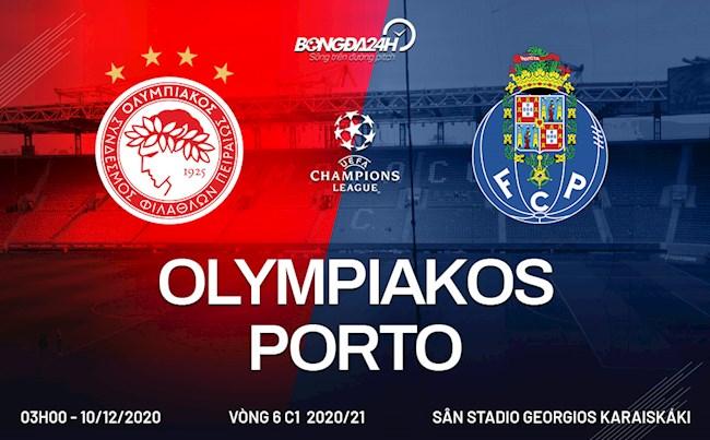 Olympiakos vs Porto