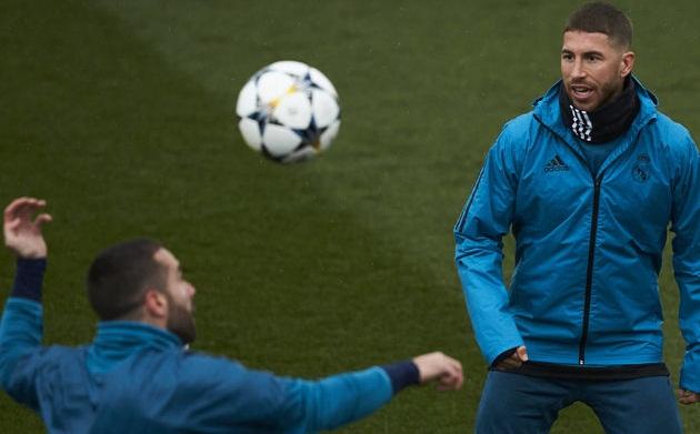 Trung vệ Sergio Ramos trở lại trước Monchengladbach hình ảnh