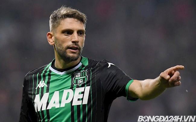 Tiểu sử cầu thủ Domenico Berardi tiền đạo của CLB Sassuolo hình ảnh