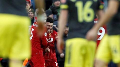 Liverpool danh bai Southampton 4-0