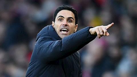 Arteta cảnh báo không cầu thủ nào bất khả xâm phạm ở Arsenal hình ảnh