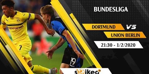 Dortmund vs Union Berlin 21h30 ngày 12 Bundesliga 201920 hình ảnh