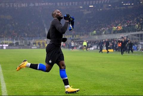 Bàn thắng kết quả Inter Milan vs AC Milan 4-2 Serie A 2020 hình ảnh