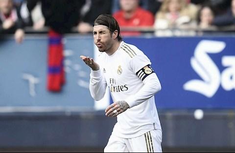 Osasuna 1-4 Real Ramos an mung