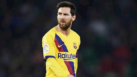 Người cũ Barca dự đoán Messi có thể trở thành đồng đội của Ronald hình ảnh