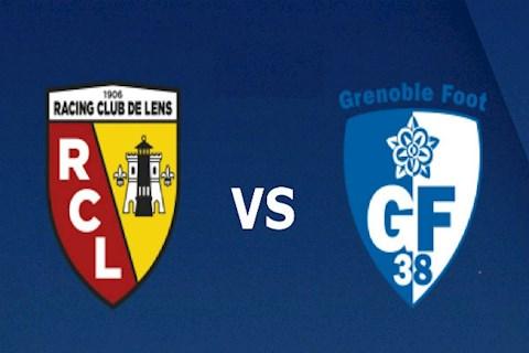 Lens vs Grenoble 2h45 ngày 112 Hạng 2 Pháp 201920 hình ảnh