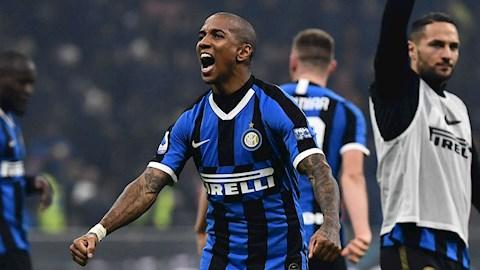 Rời MU, Young trân quý từng phút được ra sân ở Inter hình ảnh