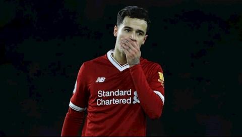 Liverpool được khuyên không nên tái hợp với Coutinho hình ảnh