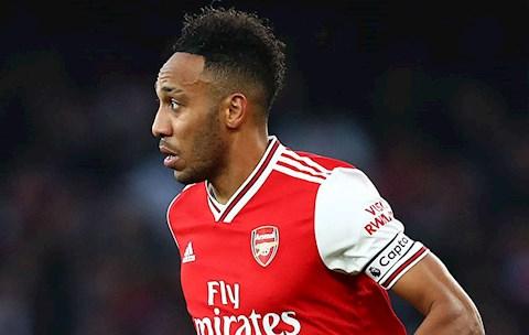 Không muốn mất trắng, Arsenal tính bán Aubameyang ngay hè này hình ảnh