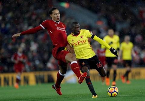 Abdoulaye Doucoure tới Chelsea hoặc Liverpool ở Hè 2020 hình ảnh