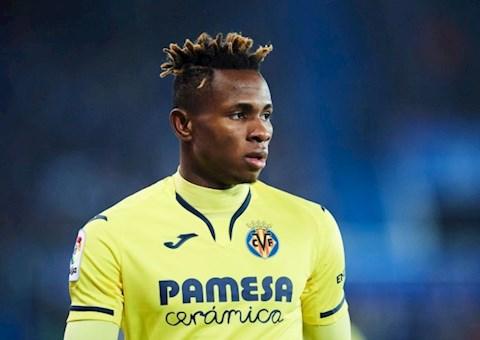 3 đội bóng lớn ở Anh quan tâm Samuel Chukwueze của Villarreal hình ảnh