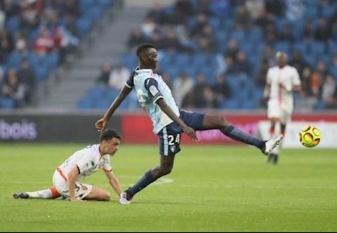 Arsenal muốn ký hợp đồng với Pape Gueye từ Le Havre hình ảnh