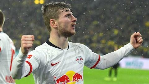 Leipzig trêu ngươi Liverpool trong vụ tiền đạo Timo Werner hình ảnh