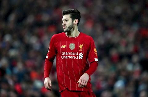 Liverpool gia hạn với Lallana hình ảnh