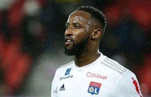 Lyon ban Dembele o He 2020