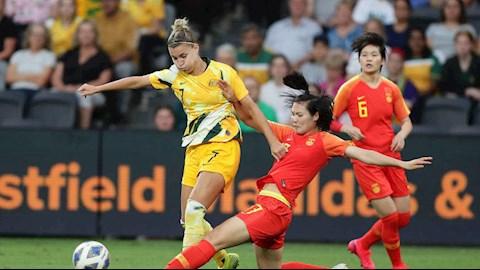 Xác định đối thủ của ĐT nữ Việt Nam ở vòng play-off Olympic hình ảnh