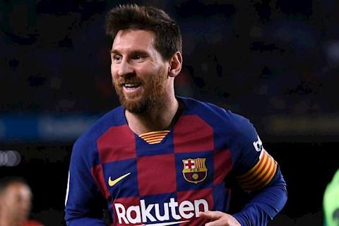 HLV Quique Setien ước Messi chơi ngót nghét trăm trận El Clasico hình ảnh