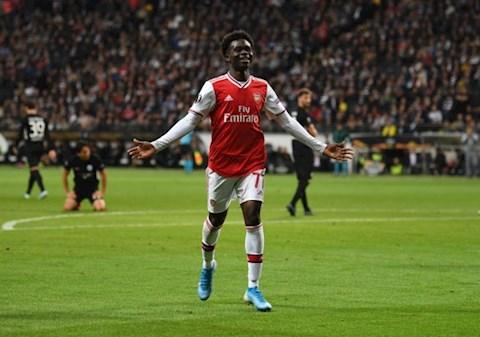 MU muốn ký hợp đồng với Bukayo Saka từ Arsenal hình ảnh