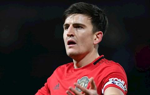 Harry Maguire là đội trưởng hoàn hảo của Man Utd hình ảnh