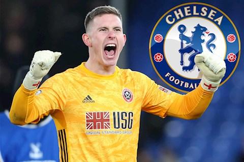 Điểm tin bóng đá sáng 142 Chelsea muốn có thủ môn MU hình ảnh
