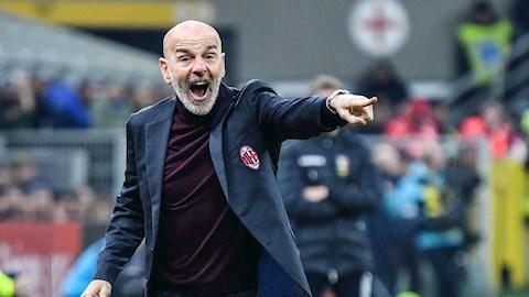 HLV Stefano Pioli nói về trận AC Milan vs Juventus hình ảnh