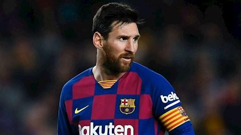Malcom Sự xuất sắc của Messi che lấp những vấn đề ở Barca hình ảnh