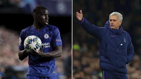 Kurt Zouma phát khóc khi bị Mourinho chỉ trích hình ảnh
