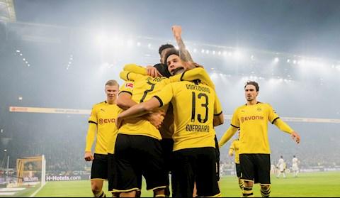 Dortmund co man chay da tuyet voi truoc dai chien voi PSG