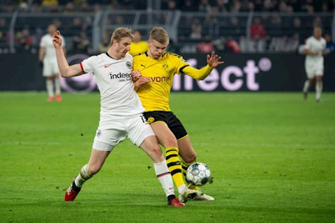 Bàn thắng kết quả Dortmund vs Frankfurt 4-0 Bundesliga hình ảnh