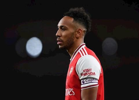 Arsenal chốt giá bán tiền đạo Aubameyang hình ảnh