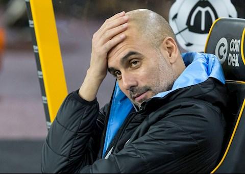 Sau án phạt, HLV Pep Guardiola rời Man City ở Hè 2020 hình ảnh