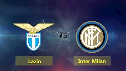 Lazio vs Inter Milan 2h45 ngày 172 Serie A 201920 hình ảnh