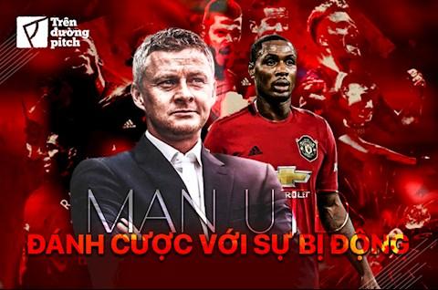 Manchester United: Đánh cược với sự bị động