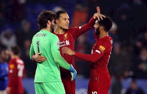Joe Gomez khẳng định Liverpool tự tin bước vào cuối mùa hình ảnh